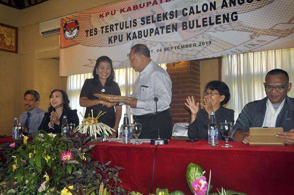 Kpu Buleleng Komisi Pemilihan Umum Kabupaten Buleleng